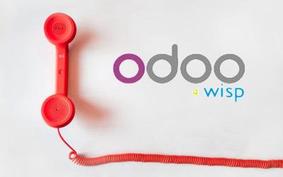 Odoo 4 Wisp, con Wildix le chiamate passano dal CRM