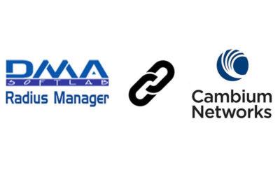 Plugin Radius Manager – Cambium PmP450